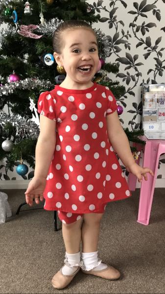 Maisie Christmas Show