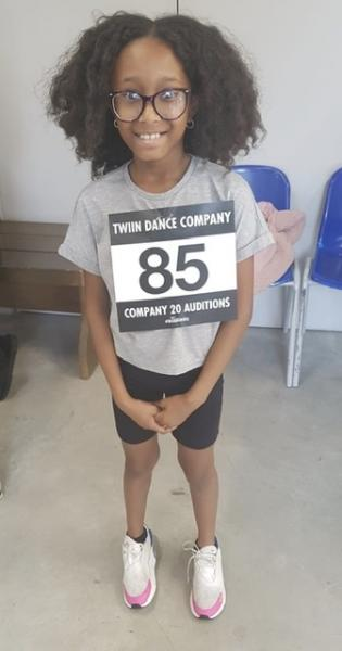 Rechea dance audition