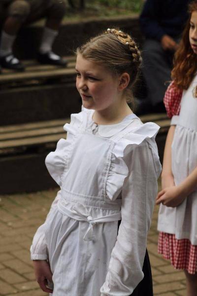 As Roberta in The Railway Children