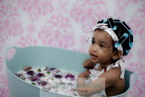 Milk bath shoot (south Croydon) by  Anne Ameilda