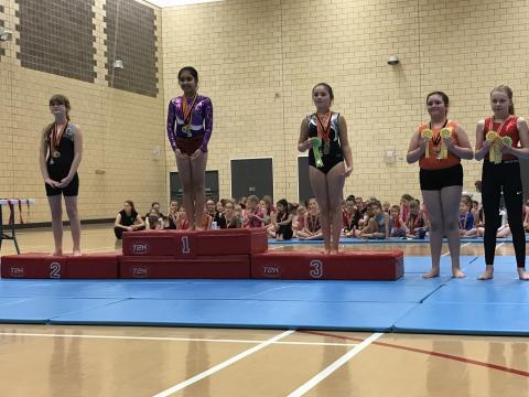 Gymnastics Winner 11/28/17
