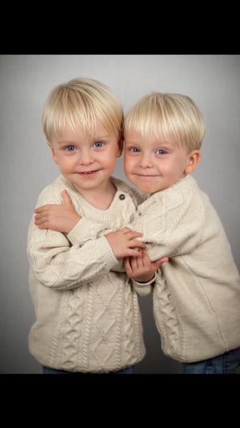 Identical Twin Love